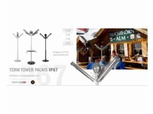 Burda TERM-TOWER-PALMS-IP67