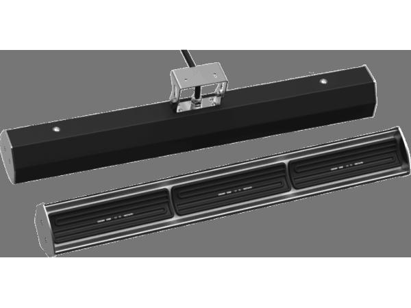 herschel-advantage-ir3-1950w-black