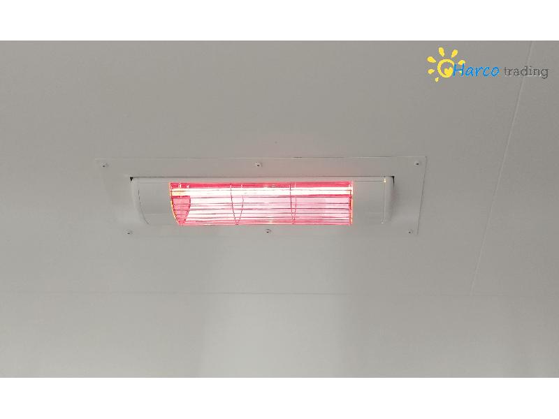 Harcosun plafondinbouwframe