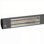 Burda Term2000 IP44 Ultra Low Glare Antraciet