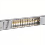 Burda Term2000 IP44 Ultra Low Glare Aluminium