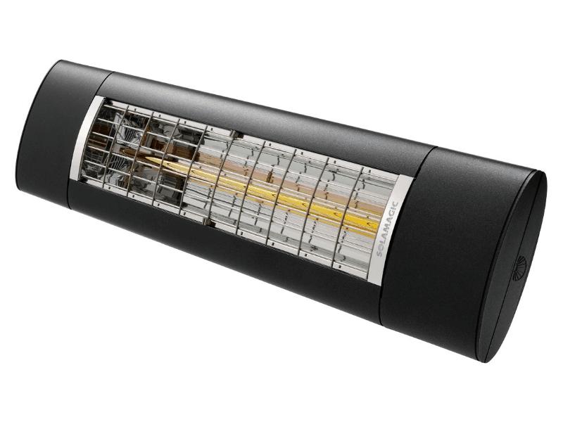 Solamagic S2 2500 Antraciet aan