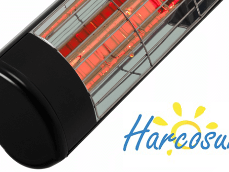 Harcosun Buitenverwarming-low-glare terrasheater