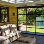 Solamagic S2 2500 Terrasverwarming aan balkenplafond