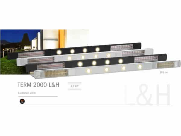 Burda TERM2000 IP65 L&H Ultra Low Glare 3500W