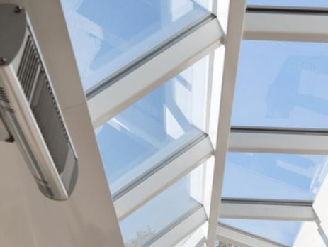 elektrische terrasverwarmer