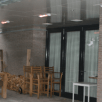 Solamagic ECO 2000 terrasverwarmer plafond inbouw 3