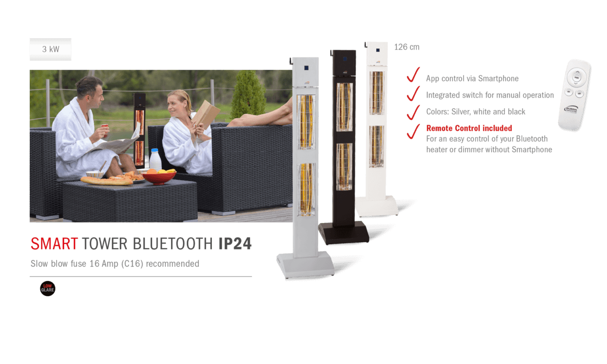 Burda Smart Tower IP24