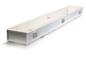 Heatscope Plafond inbouwcase