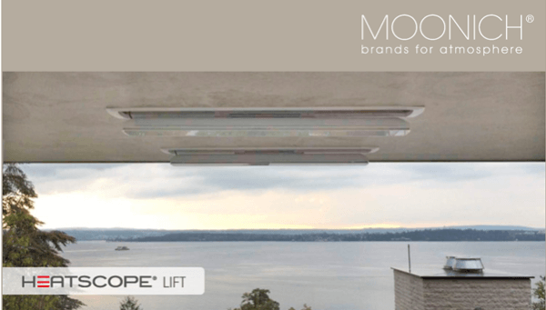 Heatscope plafond inbouw