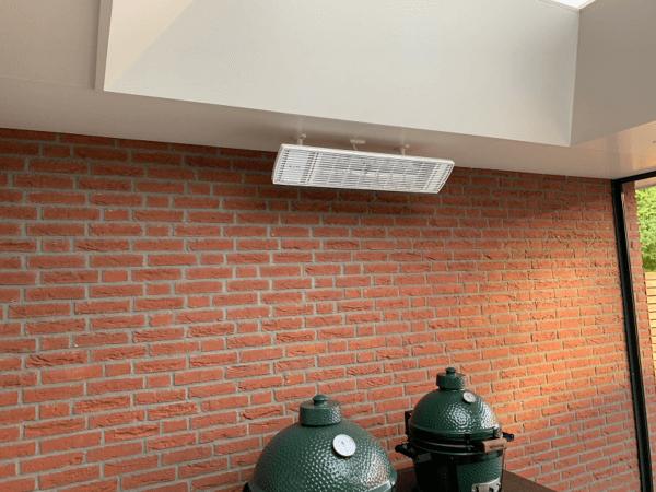 Heatscope Spot rc terrasverwarmers