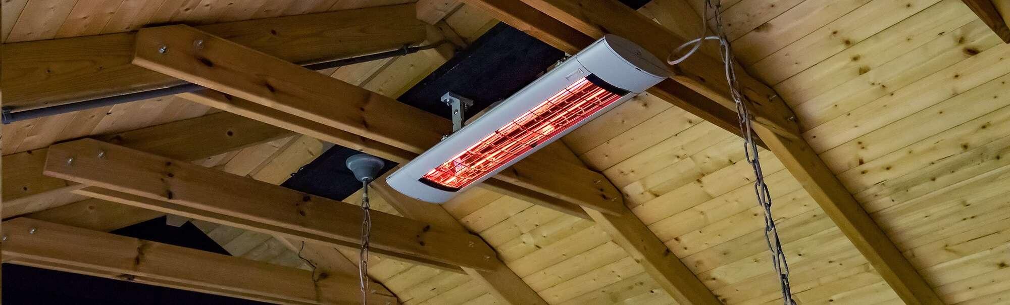 Solamagic S3 2500 Terrasverwarmer terrasheater