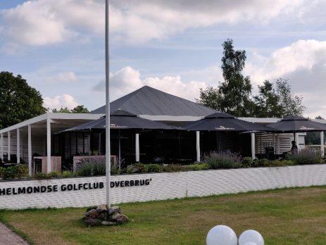 Harcosun Terrasverwarming Golfclub Helmond