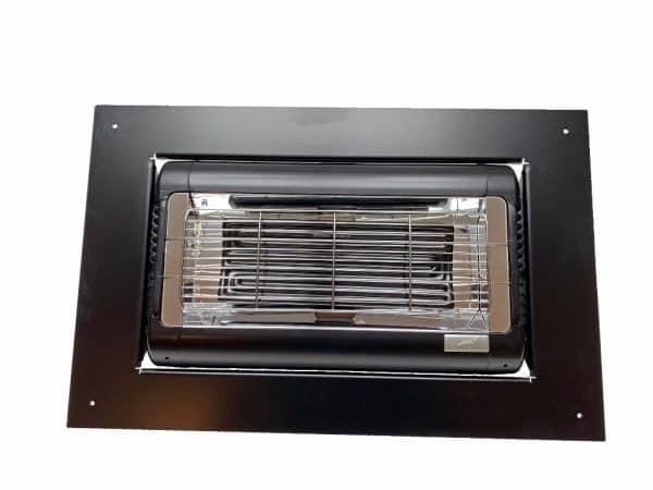 Tansun Sorrento Ceramic No Glare 1.3kW Inbouw